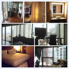 Hotel Dana. Chicago. Amazing shower, bed, neighborhood, toiletries. Awesome lobby & rooftop bar. Boutique hotel.