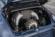 Car Porn: Restomod 'Stone Canyon' Porsche 911 Targa   Airows