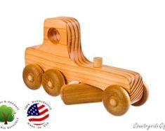 Natural & Organic Wooden Toy Grader