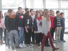 Jumelage avec le Collège du Château Projet danse et théâtre avec la Cie Moral Soul et Blaithin Allain