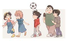 Manga Detective Conan, Conan Comics, Kaito Kid, Kudo Shinichi, Magic Kaito, Case Closed, Fujoshi, Kids Boys, Manga Anime