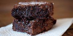 Dit Nutella brownie recept met maar drie ingrediënten moet je proberen