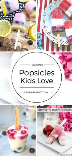 Keep the kids cool this summer with delicious popsicles recipes! Fruity, chocolatey, and oh, so dreamy. Frozen Desserts, Frozen Treats, Strawberry Yogurt Popsicles, Fruit Popsicles, Toddler Snacks, Toddler Recipes, Kid Recipes, Kitchen Recipes, Delicious Recipes