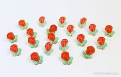 Ringpop Candy Lapel Pin Button by thepapermamashop on Etsy