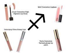#lipstick #makeup #zodiac #sagittarius #zodiacmakeup