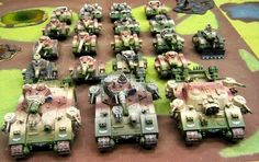 40k flyer conversions - Google Search