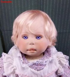 Old Lee Middleton Dolls | NOTE: Items we auction are coming from a smoke free home. However we ...