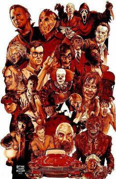 Best horror movies!