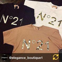 #AlessandroDellAcqua Alessandro Dell'Acqua: RG @elegance_boutique1: Футболки от Elegance! #dellaqua#fashion15#no21#resort15#no21fashion#elegance# #regramapp