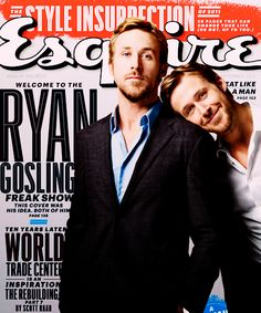 two ryan goslings is better than one! :D