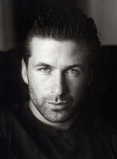 """Alexander Rae """"Alec"""" Baldwin III (born April is an American actor, producer, and comedian. As a member of the Baldwin family, he is the oldest of the four Baldwin brothers, all well-known actors. Baldwin Family, Alec Baldwin, Stephen Baldwin, Good Looking Actors, Good Looking Men, Baldwin Brothers, Inside The Actors Studio, Celebrity Photography, Famous Photography"""