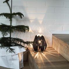 Blossom - lampshade black