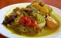 Resep Lontong Cap Gomeh Komplit Resep Masakan Resep Masakan Indonesia Resep