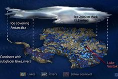 A new NASA study adds evidence that a geothermal heat source called a mantle plume lies deep below Antarctica's Marie Byrd Land, explaining some of the melting that creates lakes and rivers under the ice sheet.