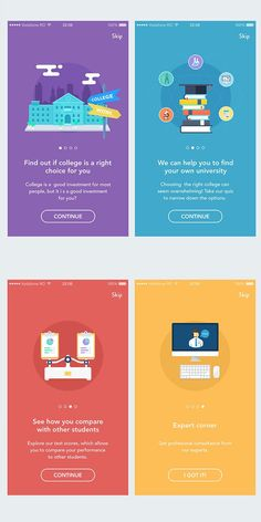 The very first thing users see when downloading an app these days is an onboarding screen. An onboarding screen is like a walkthrough, aimed to introduce what an app does to a user and of course how to use it. Thta's the simplest way of describing it. Designing