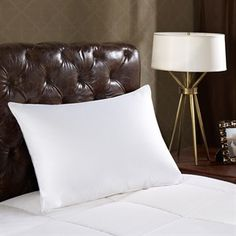1000TC Luxury Down Pillow  #DLHomeDecor