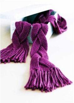 Vous trouverez ici des liens vers des modèles de foulards, écharpes, snoods, cols, cache-cou, tours de cou… La liste s'allonge de jour en jour, au fil de mes découvertes… :-) Merci à tous ceux qui …