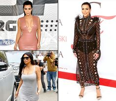 Kim Kardashian's Second Pregnancy Style