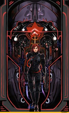 My submission for Day, which is the day Mass Effect fans around the world celebrate and r. Mass Effect Day - The Fireworks of Renegade Mass Effect 1, Mass Effect Universe, Mass Effect Reapers, Commander Shepard, Fans, Universe Art, Bioshock, Dragon Age, Fireworks