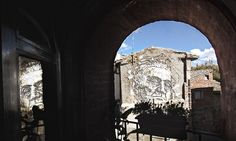 Vhils Leaves His Imprint Around The World
