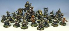 I sincerely think, this is one of the best bloodbowl dwarf team I have ever seen