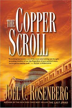 Bestseller Books Online The Copper Scroll (Political Thrillers Series 4) Joel C. Rosenberg $10.19  - http://www.ebooknetworking.net/books_detail-1414303475.html