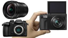 Panasonic announces GH5 firmware update new Leica MFT zoom lens and ZS70 / TZ90 4K compact travel camera