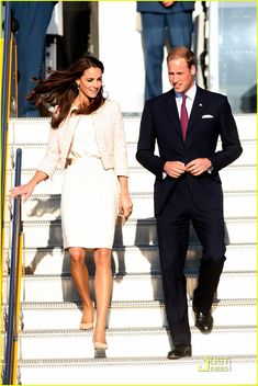 lovely outfit {Duchess of Cambridge, Catherine Middleton and Prince William, Duke of Cambridge}