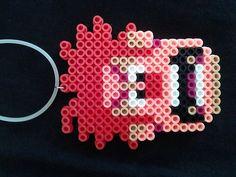 Disneys Wreck It Ralph DIY Perler Bead Charm with Neon Necklace | eBay