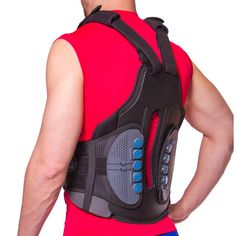 Thoracic Postural Kyphosis Brace-- This back and postural extension brace controls the motion of the back and is useful for treating a number of back problems. Posture Fix, Better Posture, Bad Posture, Improve Posture, Milwaukee Brace, Back Surgery, Body Cast, Degenerative Disc Disease, Spinal Stenosis
