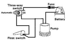 standard 4 pole trailer light wiring diagram