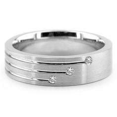We carry men's diamond wedding bands and pinky rings set with fine diamonds. Buy directly from the manufacturer and save! Mens Diamond Wedding Bands, Platinum Wedding Rings, Wedding Rings For Women, Rings For Men, Diamond Rings, Diamond Jewelry, Ruby Rings, Gold Jewelry, Jewelry Rings