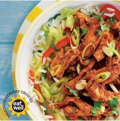 Spicy Chicken Salad   Food & Wine   M&S