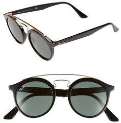 72a35e2549 Ray-Ban  Highstreet  46mm Sunglasses  150 Ray Ban Sunglasses Sale
