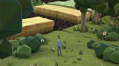 Let's Talk About Soil by Uli Henrik Streckenbach, via Behance