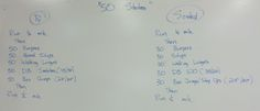 50 States WOD from CrossFit Arenal Fitness