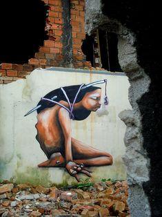 Magrela, Sao Paulo - unurth | street art
