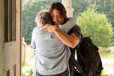 Walking Dead: Norman Reedus on that big Daryl–Carol reunion