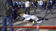 Palestinian kills Israeli in Jerusalem car attack – To read 11/5/14 Boston Herald article, click http://www.bostonherald.com/news_opinion/international/middle_east/2014/11/palestinian_kills_israeli_in_jerusalem_car_attack