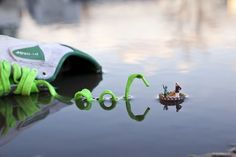By Slinkachu, master of mini street art.