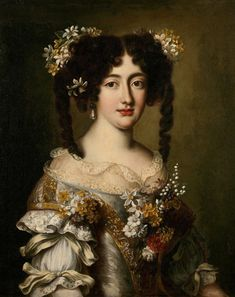 Extremely salty about ancient dead Kings Female Portrait, Portrait Art, Female Art, Baroque Painting, Woman Painting, 17th Century Fashion, 18th Century, Historical Art, Ferdinand