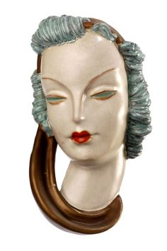 Two Goldscheider terracotta… - Decorative Arts & Fine Furniture; Fine Jewellery - Bonhams - Antiques Reporter