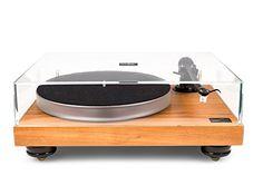 Amari LP-10 High End Plattenspieler mit Phonovorstufe