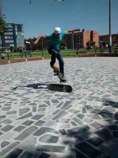 Skateboard Bogotá