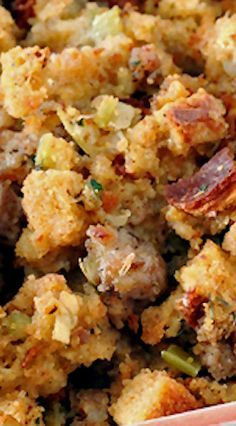 Homestyle Sausage Stuffing