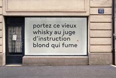 PAGE Online - Auf Purple folgt Brown: Aurèle Sack stellt neuen Font vor