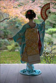 amazing kimono, Japan