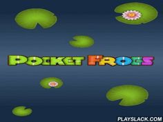 Pocket Frogs  Android Game - playslack.com , Pocket frogs   a joyful and absorbing game.  The whole groups of frogs of the most different kinds will be able to take point in your pocket with this game.  You will be able to make the whole enterprises on socialization and selling of frogs.  Be acted  in action amphibious and trade them, contesting  with buddies.  analyze a point of their worrying , gather bonuses and in every accomplishable route decorate their lake, don't forget to provided…