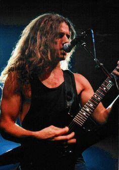 Chuck Schuldiner! Beautiful Man & Musician! \m/