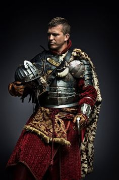 Hussar. Photograph by Andrzej Wiktor.
